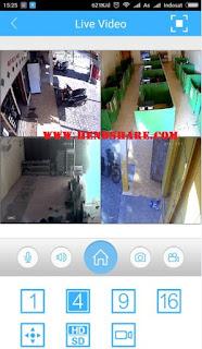 Cara Memantau CCTV Secara Online Dengan Smartphone Via Aplikasi XMEYE