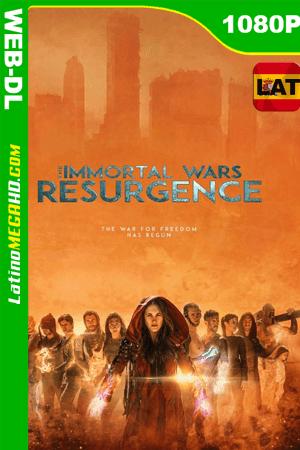 The Immortal Wars: Resurgence (2019) Latino HD AMZN WEB-DL 1080P ()
