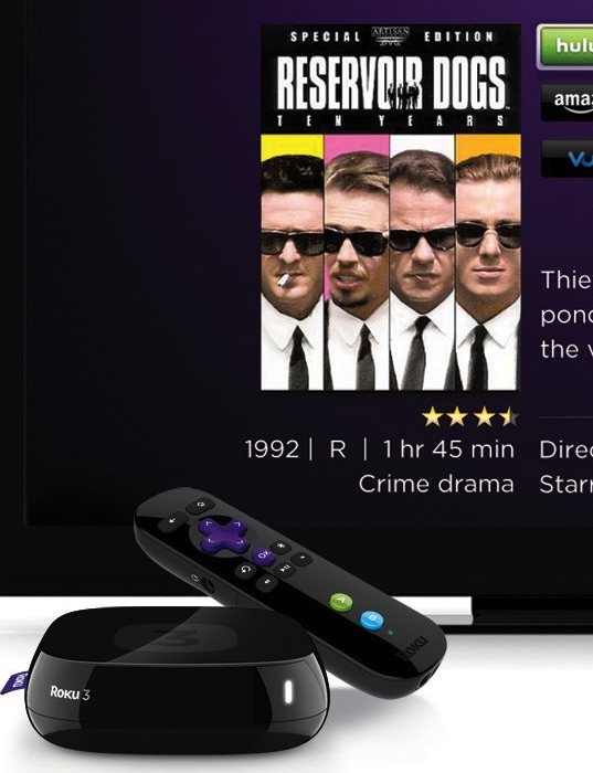 Roku 3 Best Media Streamer 2015