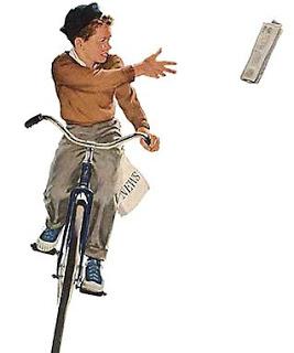 Hentikan layanan pengiriman koran dan surat anda