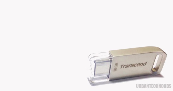 Transcend JetFlash 850S: Small but capable