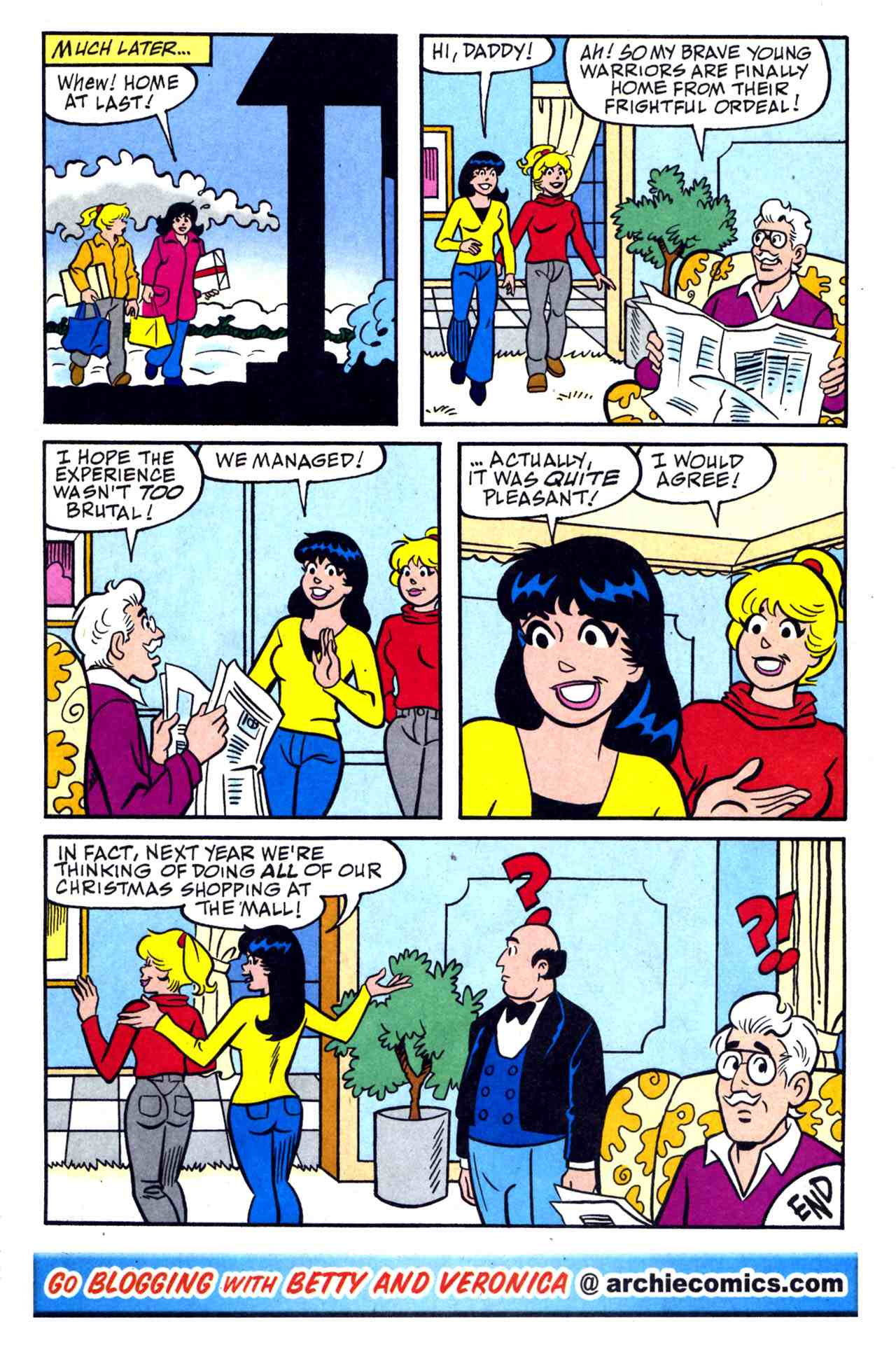 Read online Archie's Girls Betty and Veronica comic -  Issue #231 - 6