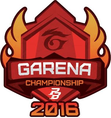 Point Blank Garena Championship 2016