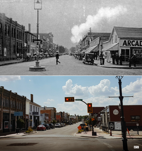 Medicine Hat Alberta Then Now Photography