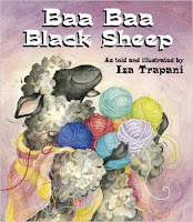 http://www.amazon.com/Baa-Black-Sheep-Iza-Trapani/dp/1580890717/ref=sr_1_1?s=books&ie=UTF8&qid=1458666885&sr=1-1&keywords=baa+baa+black+sheep
