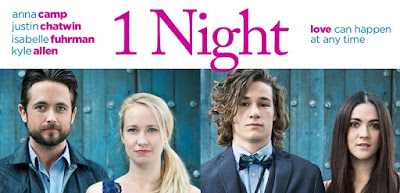 Enter to win a copy of 1 Night Movie