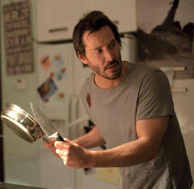 Knock Knock 2015 Movie - Sinopsis (Keanu Reeves, Lorenza Izzo, Ana de Armas)