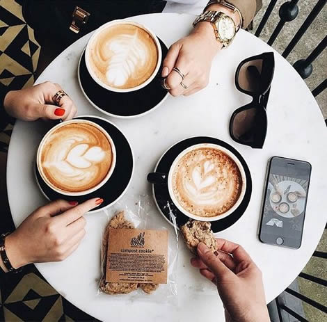 coffe with friends