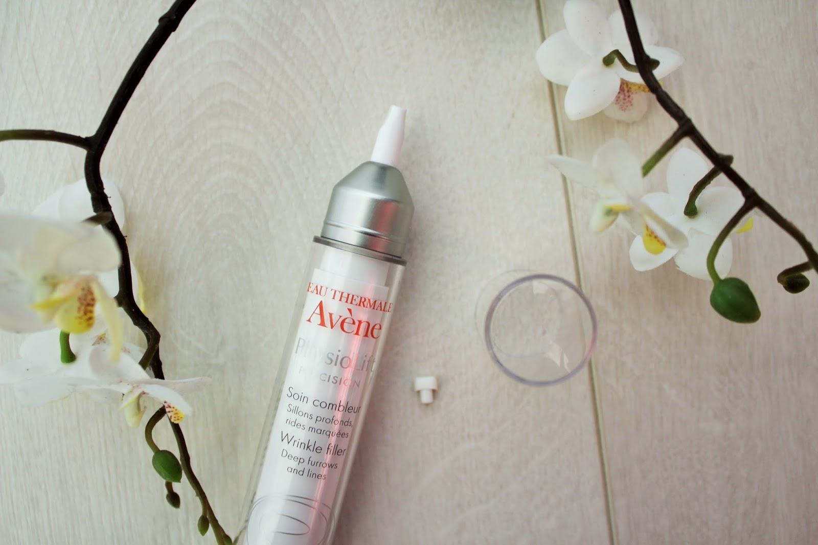 Avene PhysioLift range - Anti-Ageing skincare - Wrinkle Filler