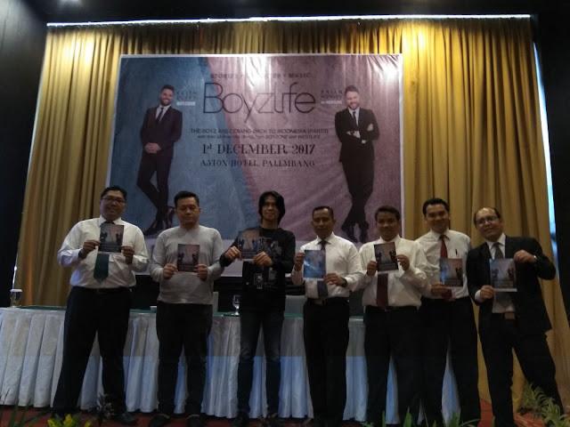 Bayzone dan Westlife Akan Hadir di Palembang