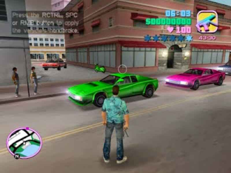 free games  gta vice city setup for pc
