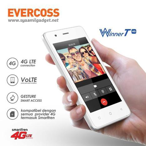 Daftar Harga Handphone Jaringan 4G Rp1 Jutaan dan di Bawahnya Tahun 2016