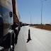 Manifesto entra no 2º dia e BR-163 em Sorriso está bloqueada por caminhoneiros