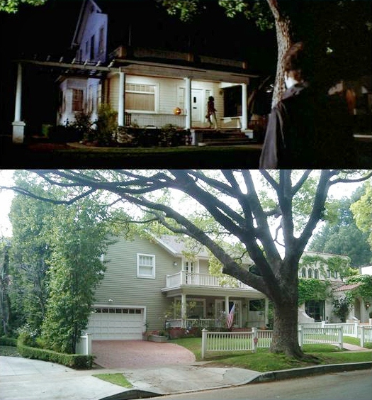 Orange Grove Apartments: Then & Now Movie Locations: Halloween (1978