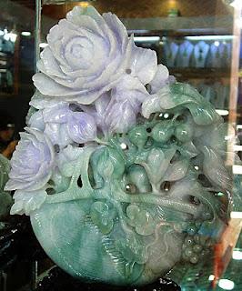 jade jadeite carving