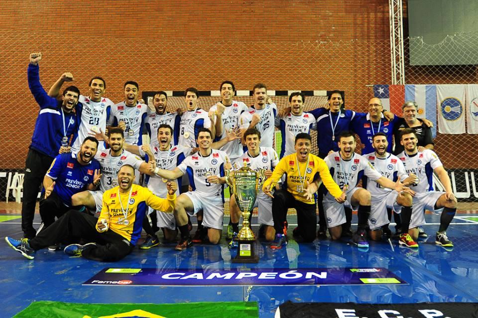 Pinheiros campeón panamericano de clubes 2017