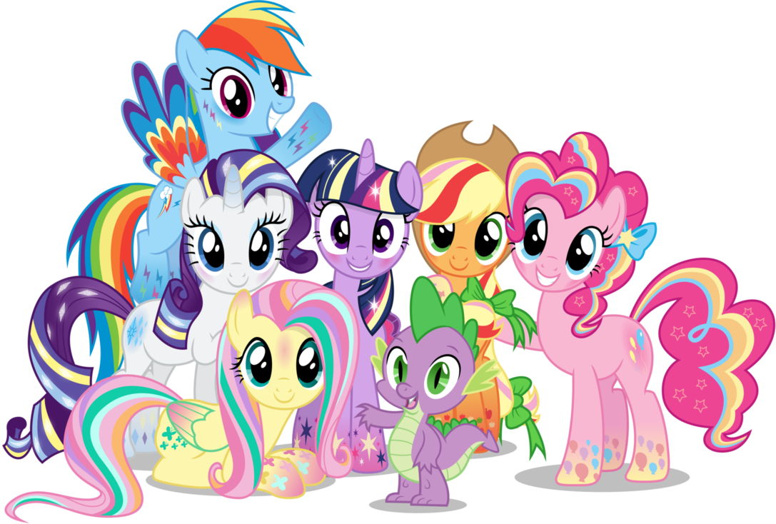 ... - MLP Stuff!: My Little Pony Movie Release Date Now October 6, 2017