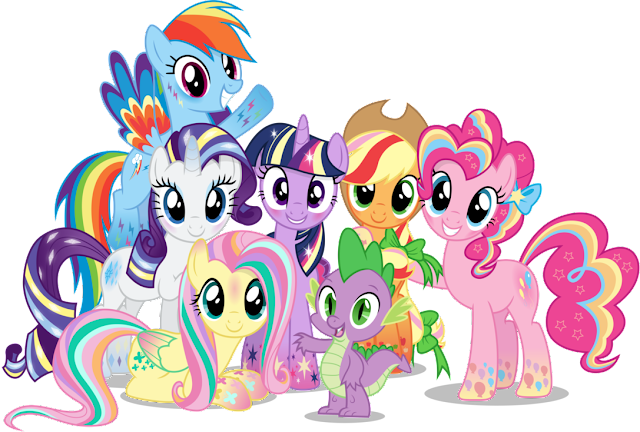 My Little Pony Movie Release Date Now October 6, 2017