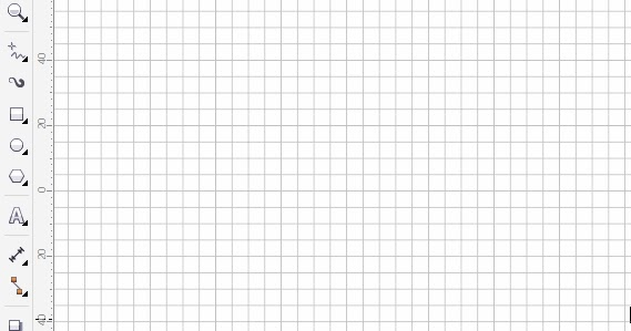 cara menghilangkan kotak kotak atau grid pada coreldraw