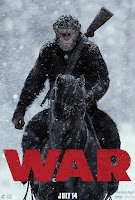 War for the Planet of the Apes Movie Poster 1