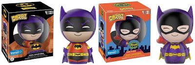 Walmart Exclusive Batman Dorbz Vinyl Figures by Funko - Zur En Arrh Batman & Batman '66 Batgirl