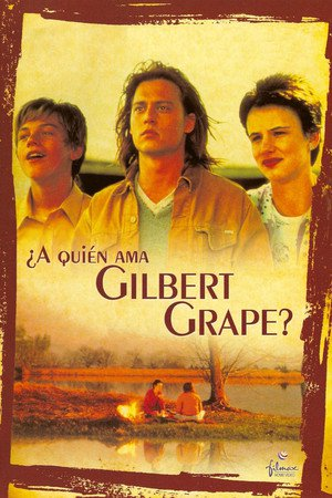 Poster What's Eating Gilbert Grape 1993