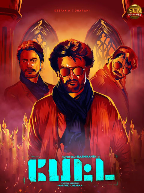 Petta (2019) Hindi 480p & 720p pDVDRip