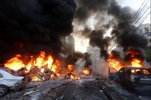Explosion rocks Borno, four feared dead