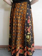 Inspirasi Populer 16 Model Rok Batik Untuk Orang Gendut