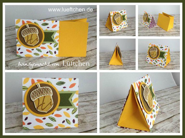 L ftchen basteln mit papier und stempeln t tenbox mit for Depot bergedorf
