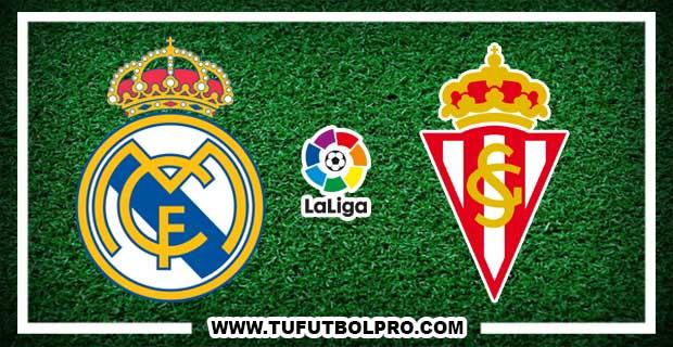 Ver Real Madrid vs Sporting Gijón EN VIVO Por Internet Hoy 26 de Noviembre 2016