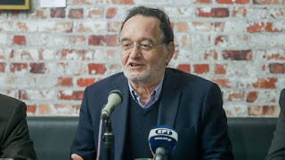 Λαφαζάνης: Προαναγγέλλει αγωγές και καταλήψεις για τον αποκλεισμό από ΕΡΤ και ιδιωτικά κανάλια