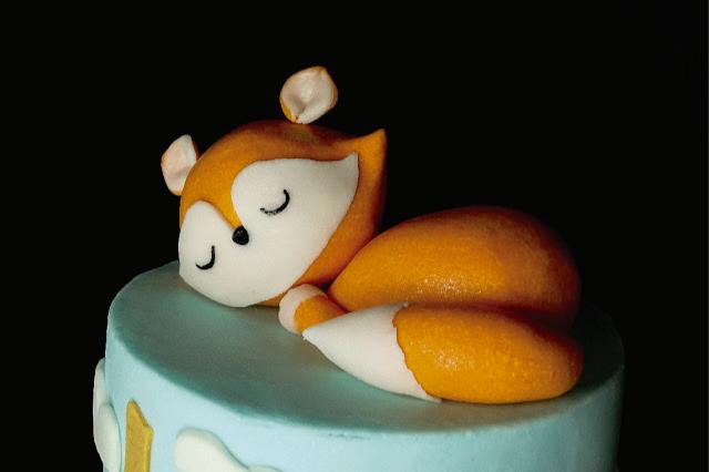 Curso online horneado y decorado de pasteles