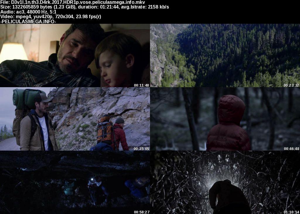Descargar Devil in the Dark Subtitulado por MEGA.