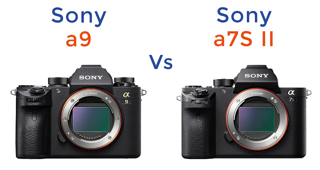Sony a9 vs Sony a7S II Comparison