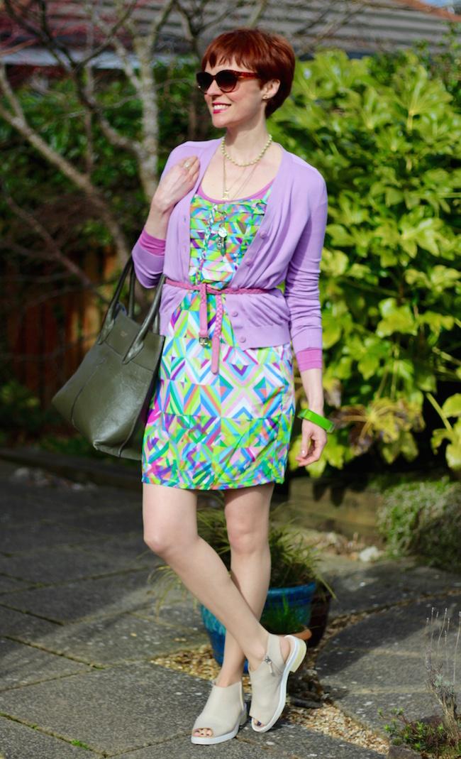 Fake Fabulous | Mixing pastels, lilac, aqua, pink, green | SS16