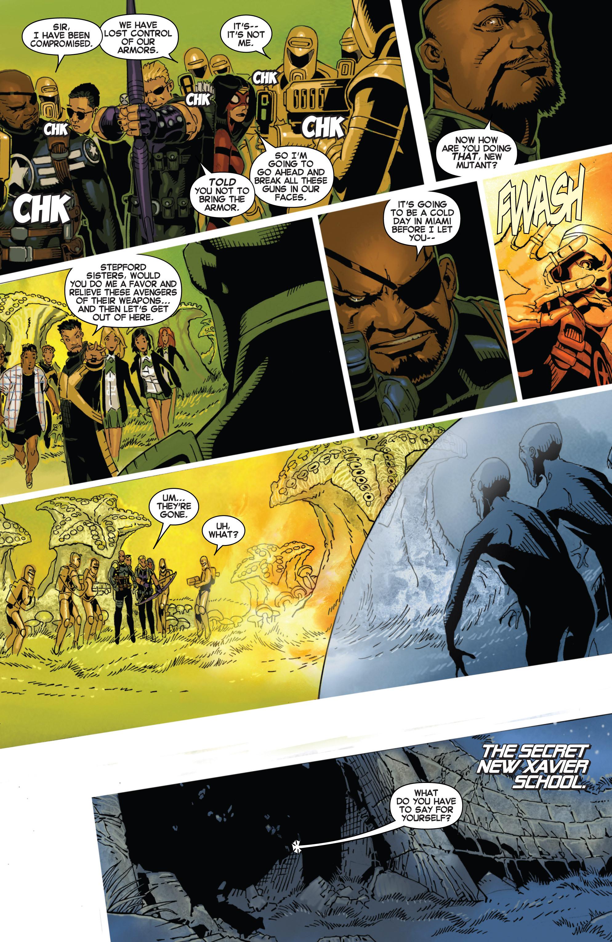 Read online Uncanny X-Men (2013) comic -  Issue #17 - 17