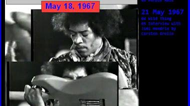 Jimi Hendrix - Live Beat Beat Beat (1967)