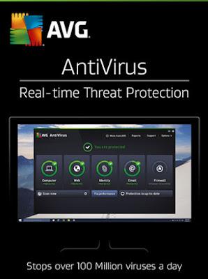 AVG Antivirus 2020 Full Version Free Download 1 Year / 365 Days