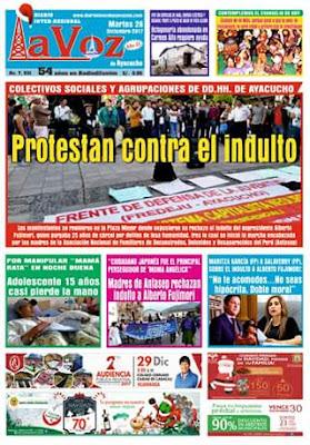 www.lavoz.ayacucho.biz