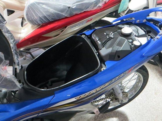 Багажник на Honda Wave 125