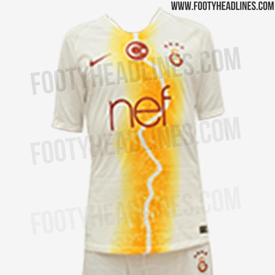 buy popular 2b030 9d338 Nike Galatasaray 18-19 Third Kit Leaked | Futbolgrid