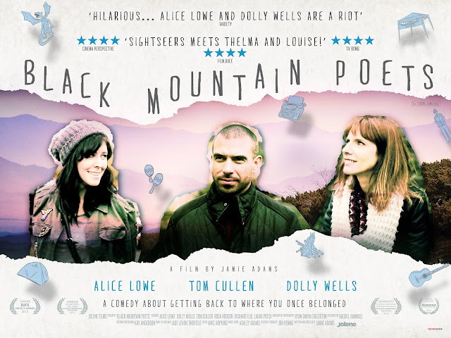 "DARK MOUNTAIN POETS MOVIE REVIEW : ""A BEGUILING, ENTERTAININGLY UNIQUE NON MAINSTREAM""  - HOLLYWOOD NEWS"