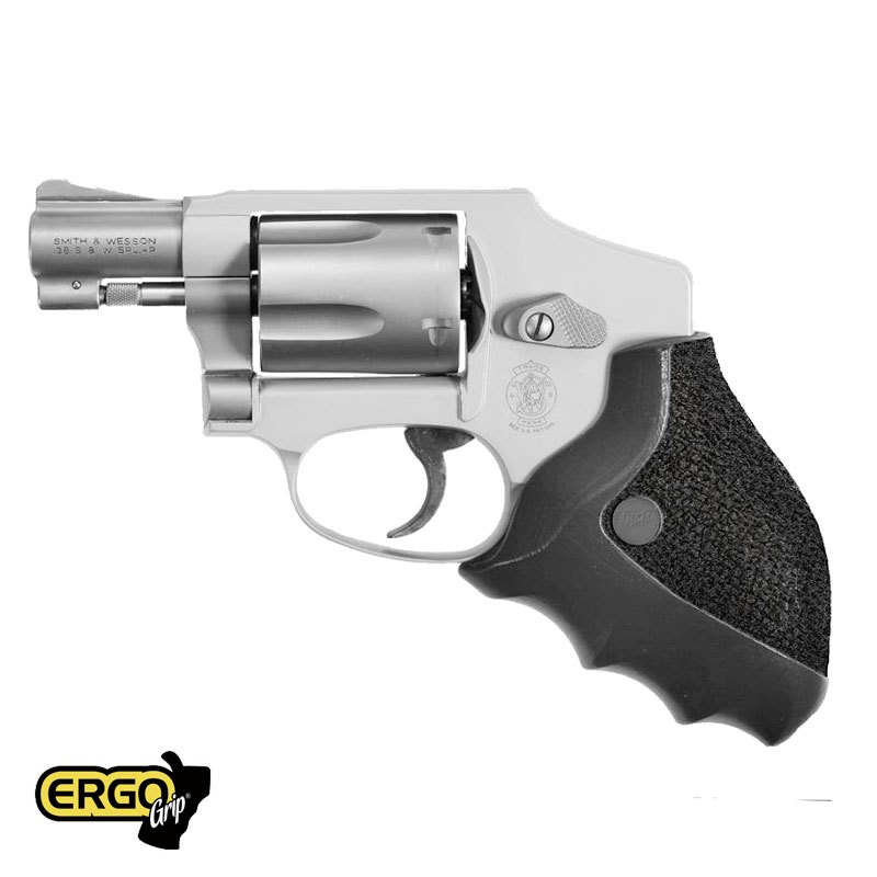 on target shooter nz: Ergo Delta Revolver Grips For S&W, LCRs: