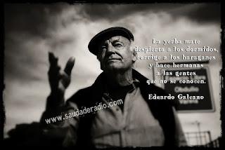 Frase de La yerba mate de Eduardo Galeano
