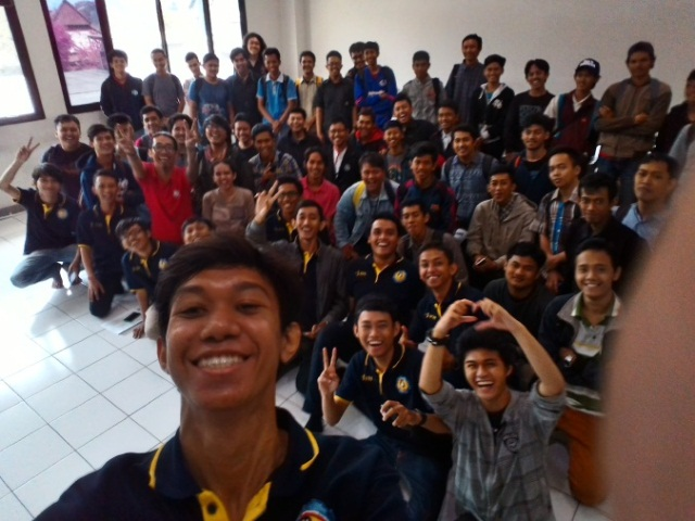 Peserta Workshop SFD 2015