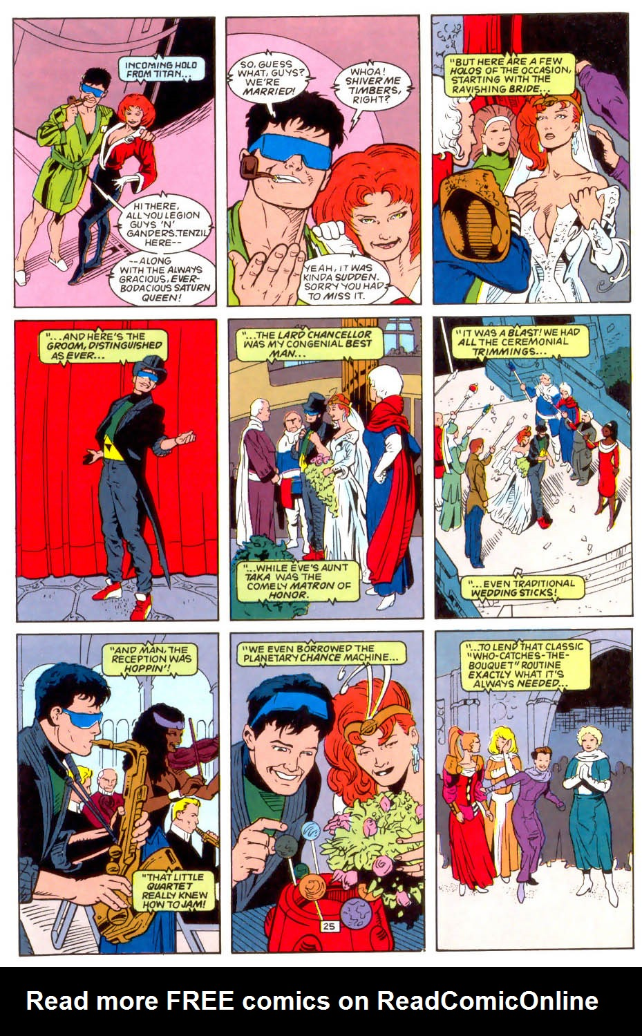 Legion of Super-Heroes (1989) 50 Page 25