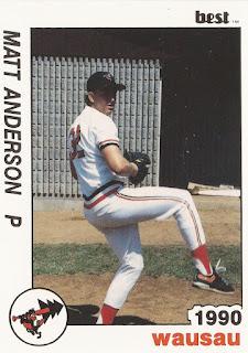 Matt Anderson, Grew Up – 6