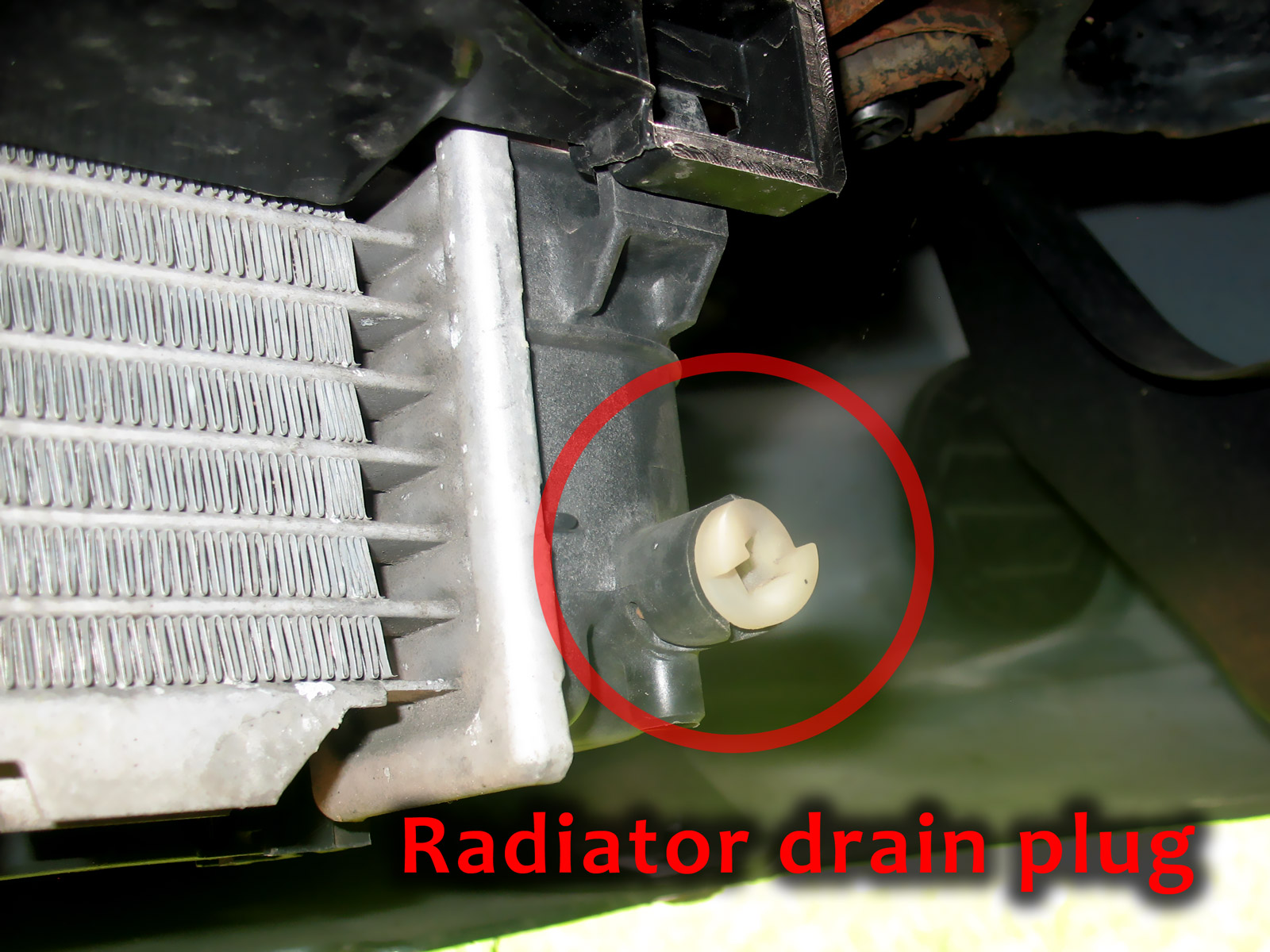 Aftapkraan Radiator Csc Motors Thermostats What They Do When They Go Bad