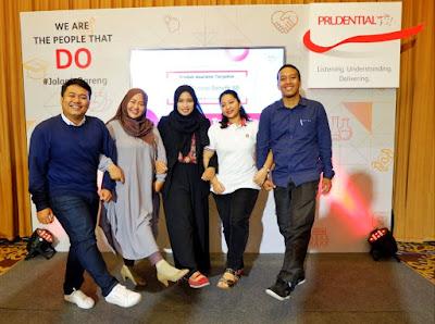 Jalanin bareng dan sehat bareng temen-temen Bloger dalam peluncuran Prucritical Benefit 88